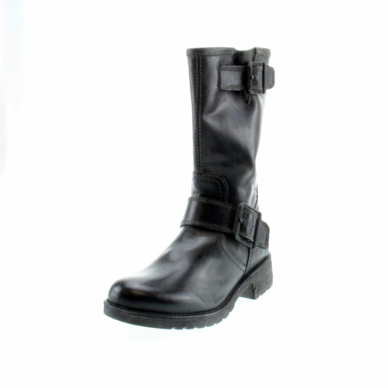 s.Oliver Halbschaftstiefel 5244327001 Günstige und gute Schuhe